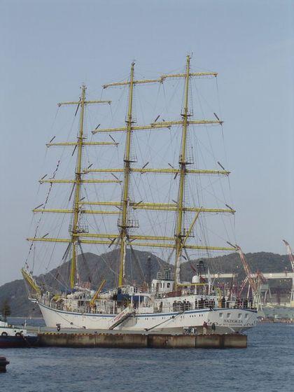 ロシアの帆船